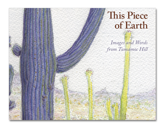 Cover: This Piece of Earth, Images and Words from Tumamoc Hill
