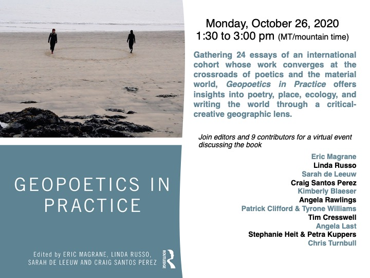 Geopoetics in Practice 10-26-20 event flyer